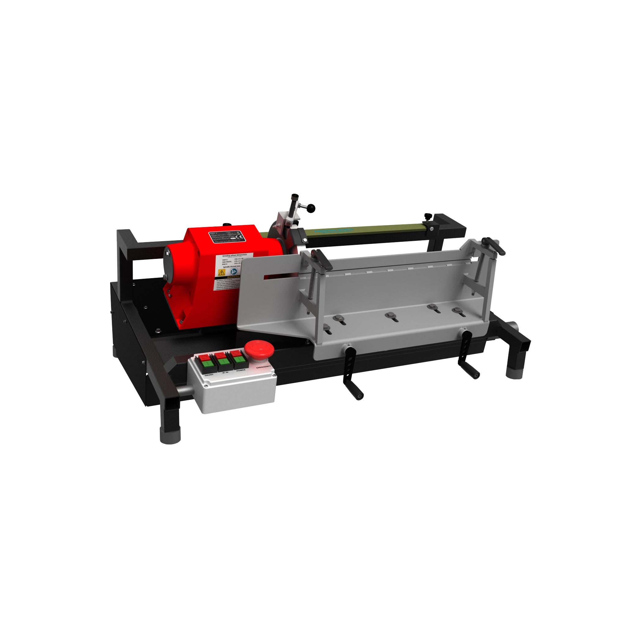RSM 4 contour sharpener